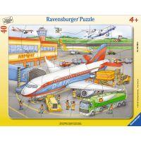Ravensburger Puzzle Malé letiště 40 dílků