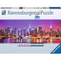 Ravensburger Puzzle Manhattan 1000 dílků panorama