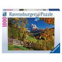 Ravensburger Matterhorn Bergmotiv 1000 dílků