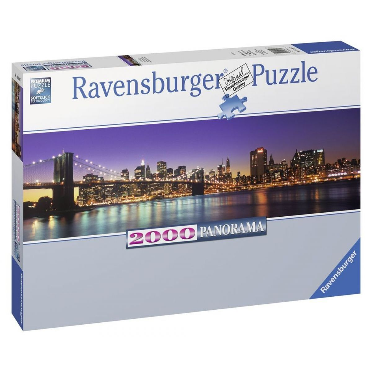 Ravensburger New York City 2000 dílků