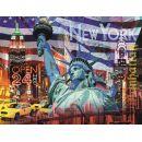 Ravensburger Puzzle New York koláž 2000 dílků 2
