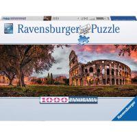 Ravensburger puzzle panorama Colosseum v Římě 1000 dílků