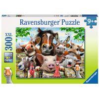 Ravensburger Puzzle Premium Řekni sýr 300XXL dílků