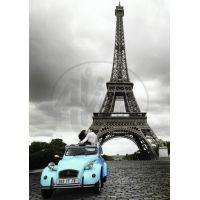 Ravensburger Romantická Paříž 1000 dílků 2