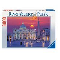 Ravensburger St. Peter's Katedrála Řím 3000 dílků
