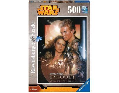 Ravensburger Star Wars Attack of the Clones 500 dílků