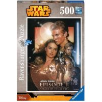 Ravensburger Star Wars Attack of the Clones 500 dílků