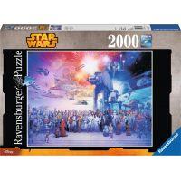 Ravensburger Star Wars Universe 2000 dílků