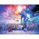 Ravensburger Star Wars Universe 2000 dílků 2