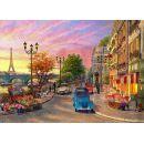 Ravensburger Večer v Paříži 500 dílků 2