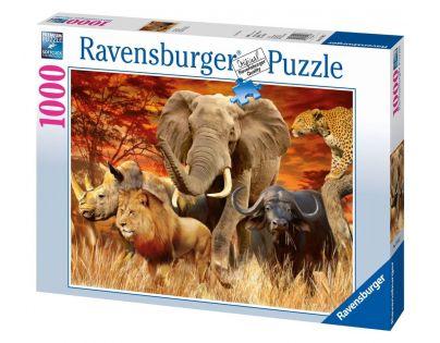 Ravensburger Velká pětka 1000 dílků