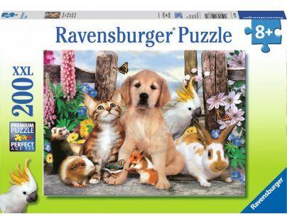 Ravensburger XXL Úžasní přátelé 200 dílků