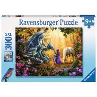 Ravensburger Puzzle XXL Rytíř a drak 300 dílků