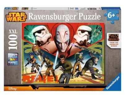 Ravensburger Star Wars Rebels Heroes 100 dílků