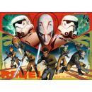 Ravensburger Star Wars Rebels Heroes 100 dílků 2