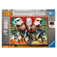 Ravensburger Star Wars Rebels Heroes 100 dílků