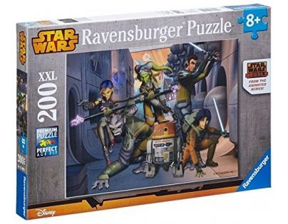 Ravensburger Star Wars XXL The Rebellion Begins 200 dílků