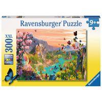 Ravensburger Puzzle XXL Vílí údolí 300 dílků