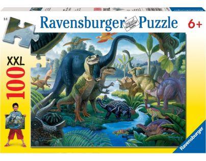 Ravensburger XXL Země obrů 100 dílků