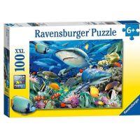 Ravensburger Puzzle Žraločí útes 100 XXL dílků
