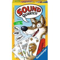Ravensburger Sound Quartett hra