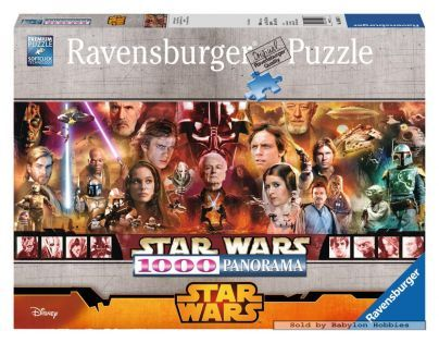 Ravensburger Star Wars Legends Panorama 1000 dílků