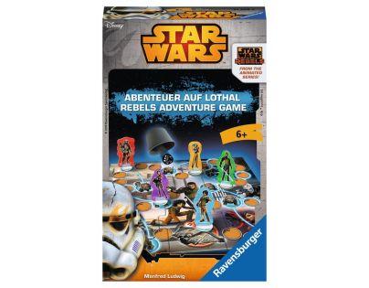 Ravensburger Star Wars Rebels Adventure Game