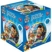 Ravensburger Tlapková Patrola puzzleball 54 dílků