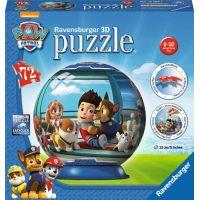 Ravensburger 3D Puzzle 12186 Tlapková Patrola 72 dílků