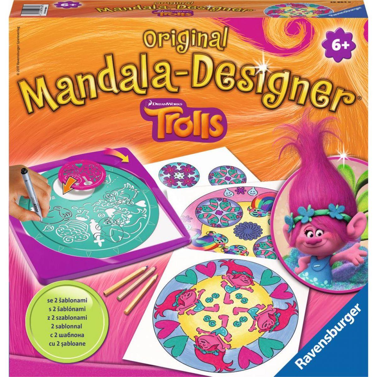 Ravensburger Trollové Mandala Designer Ravensburger