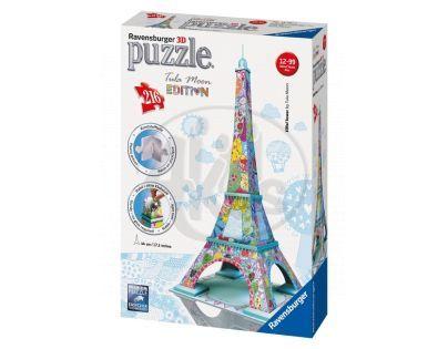 Ravensburger 3D Eiffelova vež 216 dílků Tula Moon