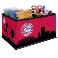 Ravensburger Úložná krabice FC Bayern 216 dílků