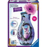 Ravensburger Váza zvířecí trend 216 dílků
