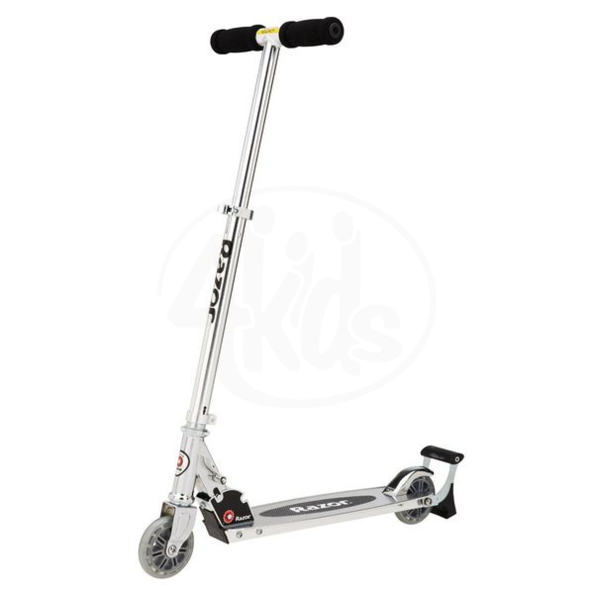 Razor Koloběžka Spark Scooter w 125mm wheels Clear EU