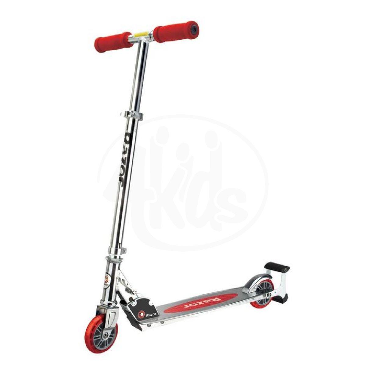 Razor Koloběžka Spark Scooter w125mm wheels Red EU