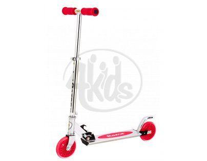 Koloběžka Scooter w/125mm wheels - Red EU RAZOR
