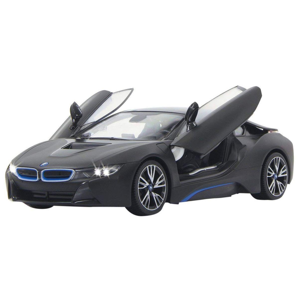 Jamara RC Auto BMW I8 RTR Se Světly Bílá 1:14