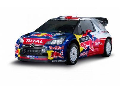 Silverlit RC Auto Citroen DS3 WRC 2012 1:24