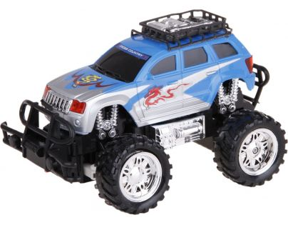 RC Auto Monster Truck - Modrá