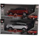 RC Auto Range Rover Evoque 1:26 - Bílá 2