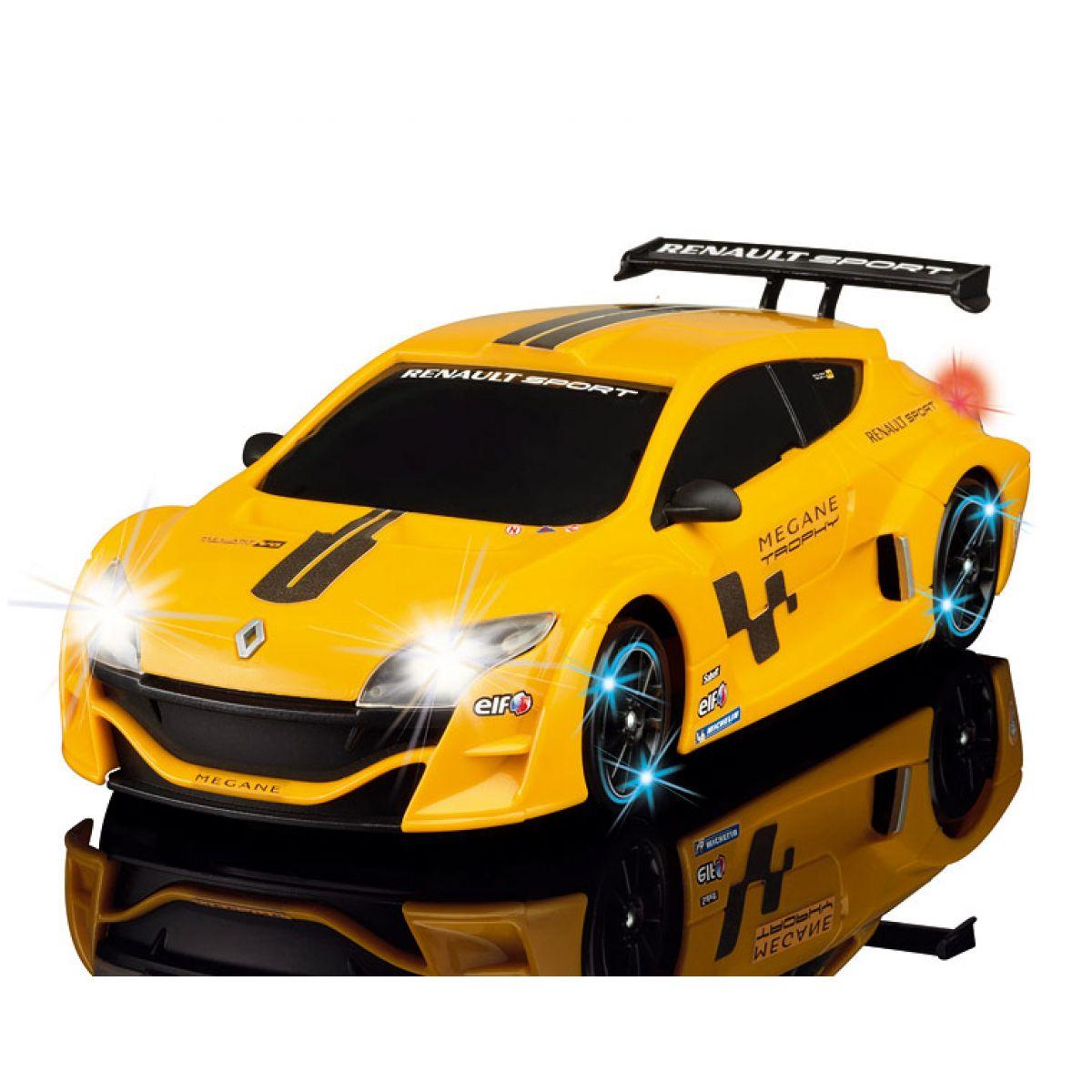 RC auto Renault Megane Trophy Dickie 1:16