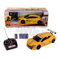 RC auto Renault Megane Trophy Dickie 1:16 2