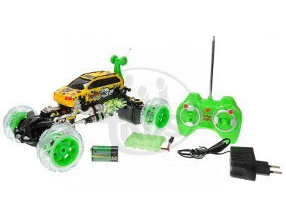 RC Auto rotační se světlem a zvukem 30cm
