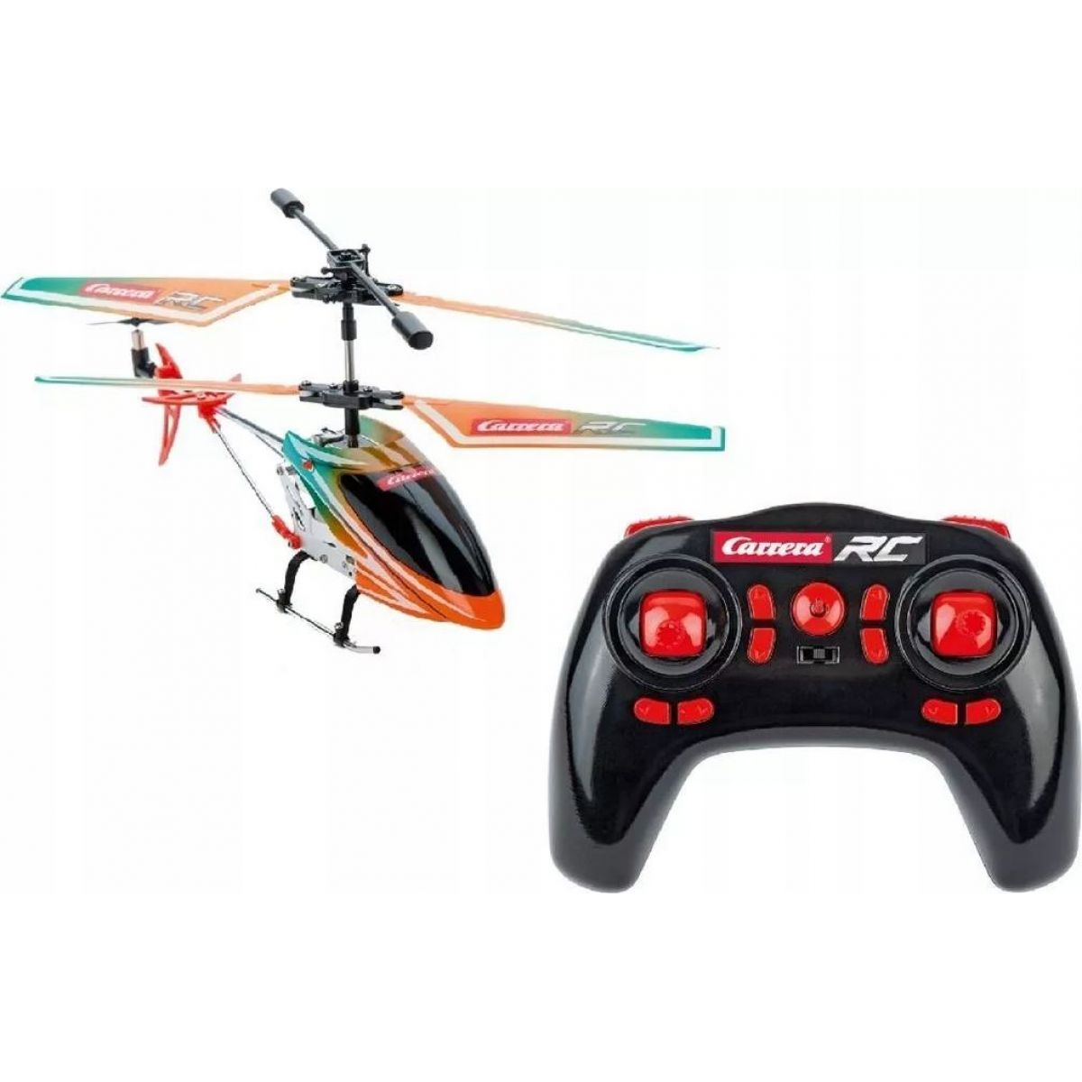 RC Helikoptéra Carrera Orange Sply II