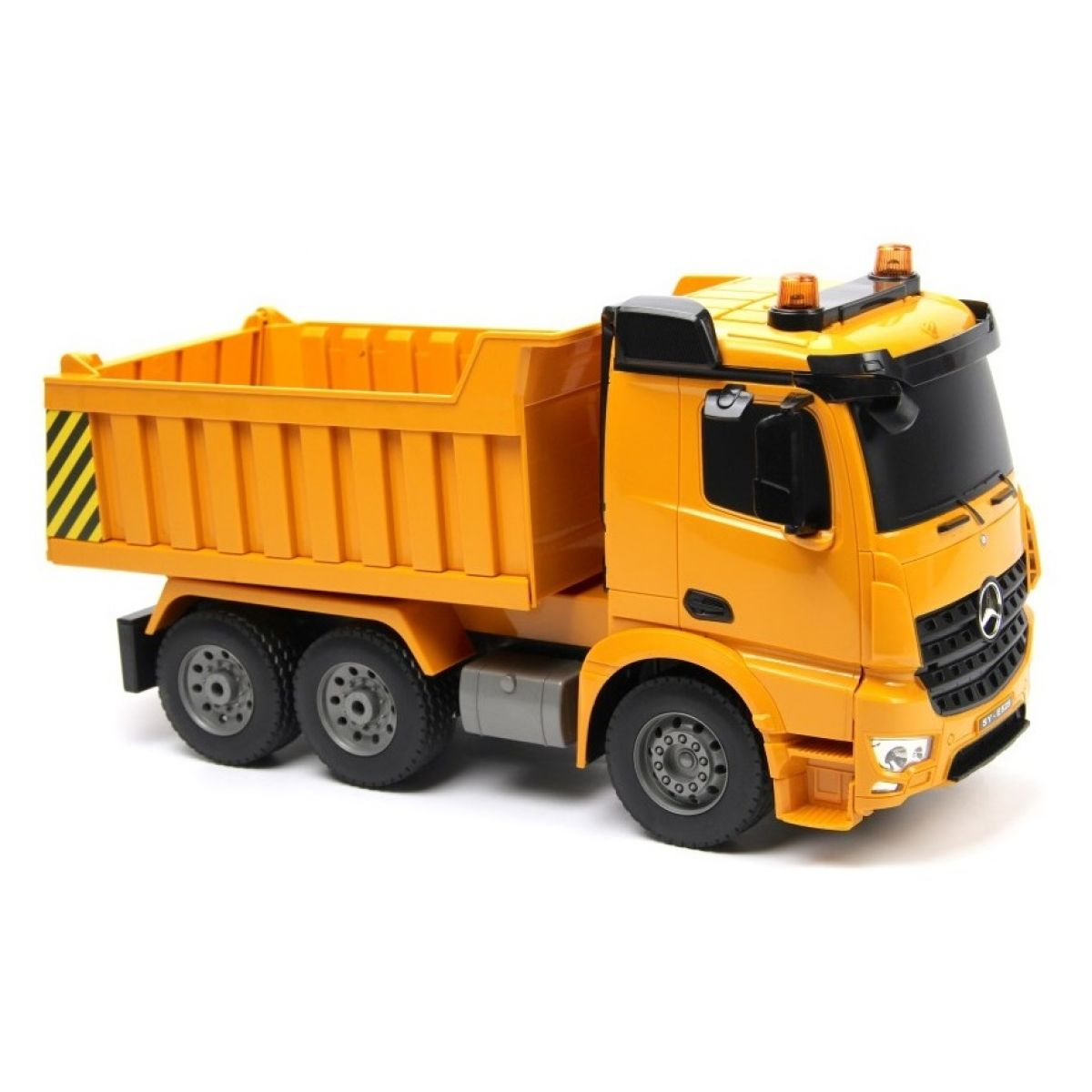Made RC Mercedes-Benz Arocs Dump Truck 1:20