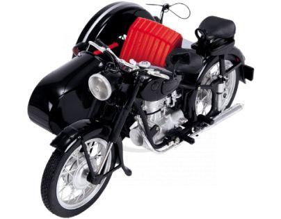 DICKIE 19885 - RC motocykl BMW R25 1:7 (2 kan)