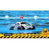 RC Obojživelné auto VaporizR Amphibious modré Nikko - Poškozený obal 4