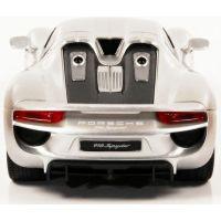 RC Porsche 918 Spyder 1:24 - Stříbrná 3