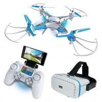 RC Špionský dron s kamerou a VR brýlemi