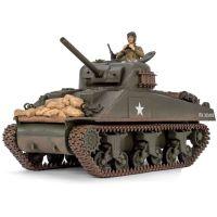 RC Tank Waltersons U.S Sherman M4A3 1:24 - Poškozený obal